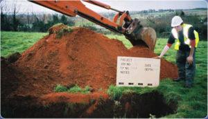 Геологические изыскания грунта в Москве